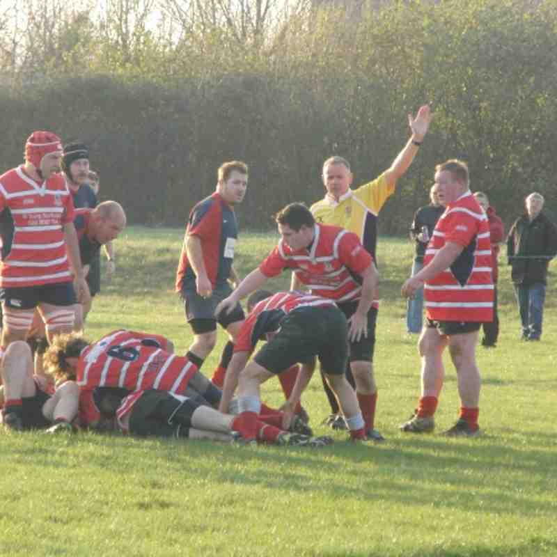 1st XV home Fawley 19/11