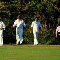 2011 - vs. Hawridge & Cholesbury