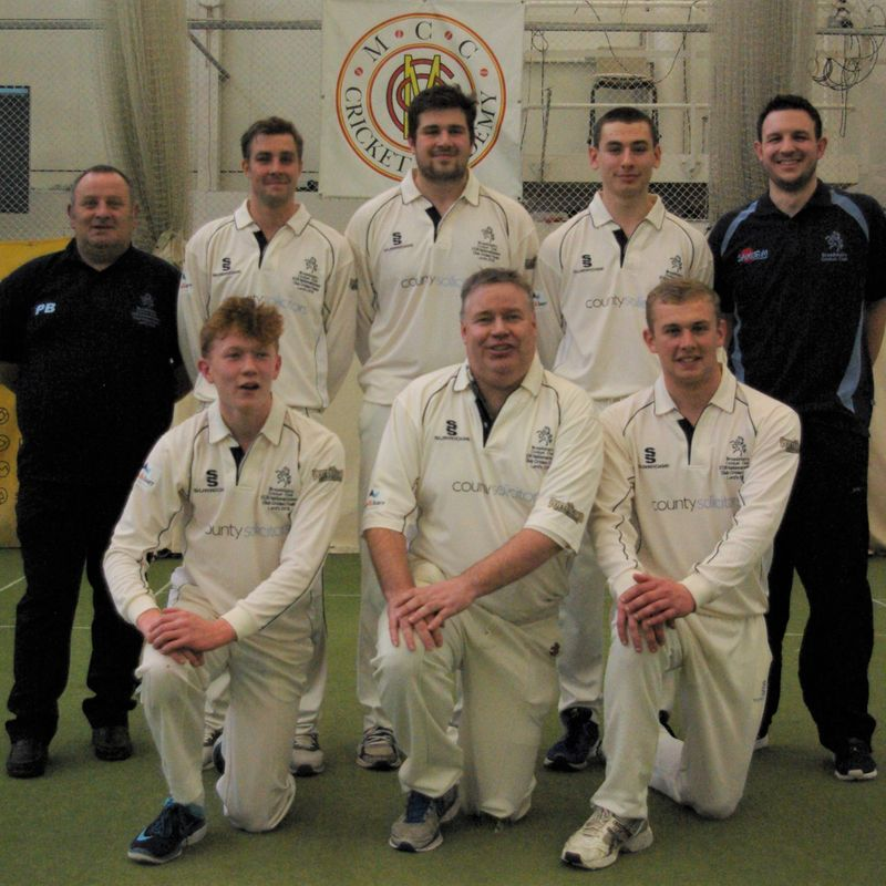 Broadstairs Runners-up again in National Indoor Finals