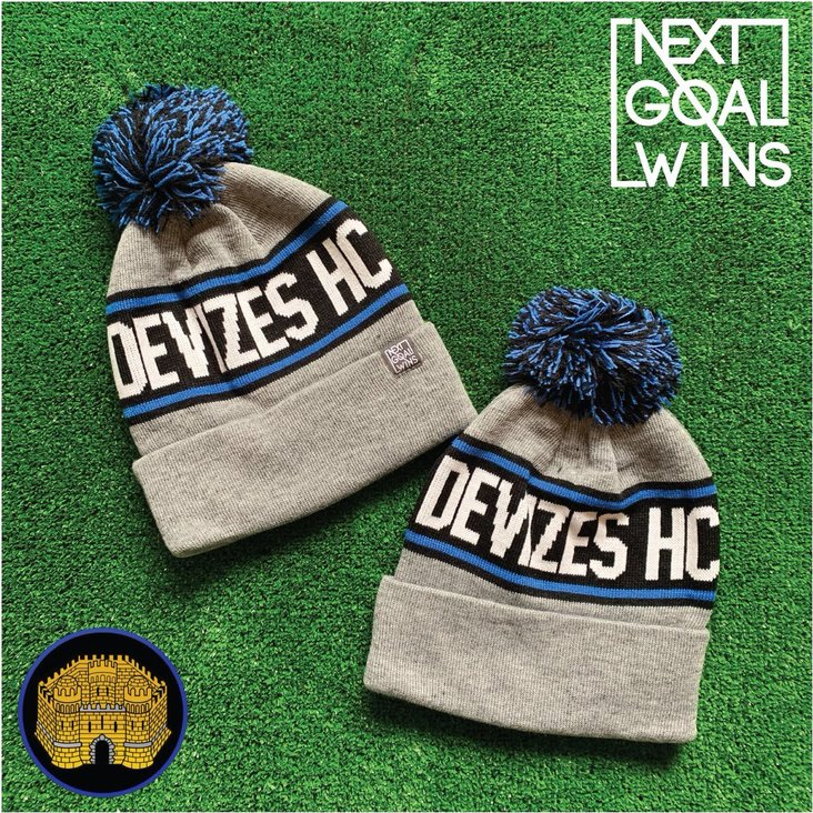 Devizes Hockey Bobble Hats - now available!!   £15 per hat  &amp; they will be available at pitchside on Saturday at the Junior training from 9am!!  <