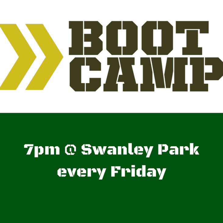£Free Boot Camp