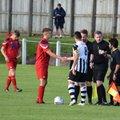Newcastle University 3-2 Heaton Stannington
