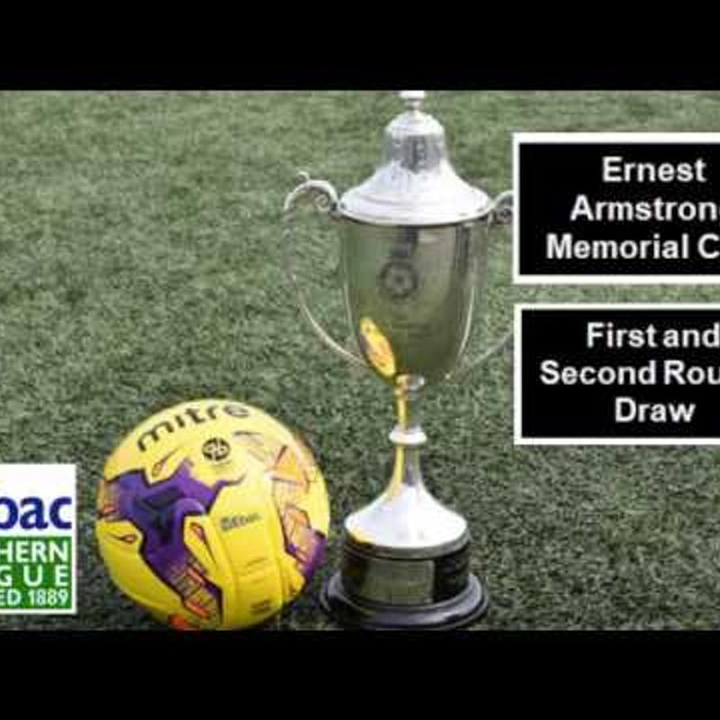 Comtek Ernest Armstrong Memorial Cup Draw