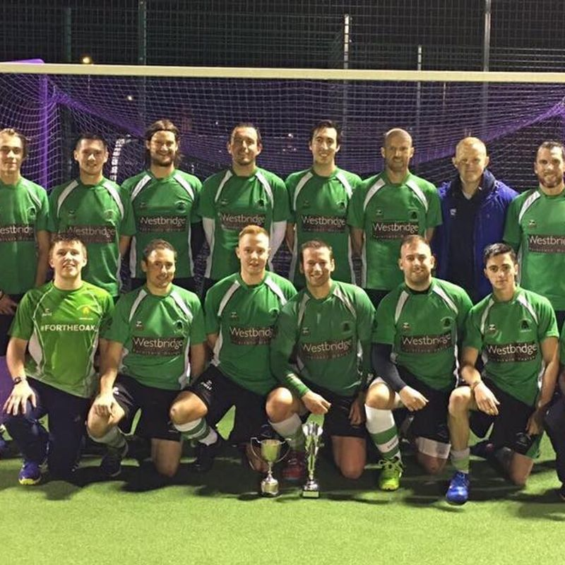 Men's 1st Team lose to Timperley Men's 1s 0 - 2