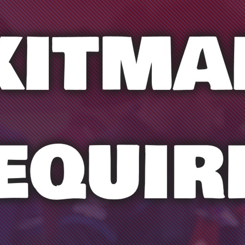 Kitman Required