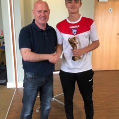 Michael Boyd, Players Player of the year Award