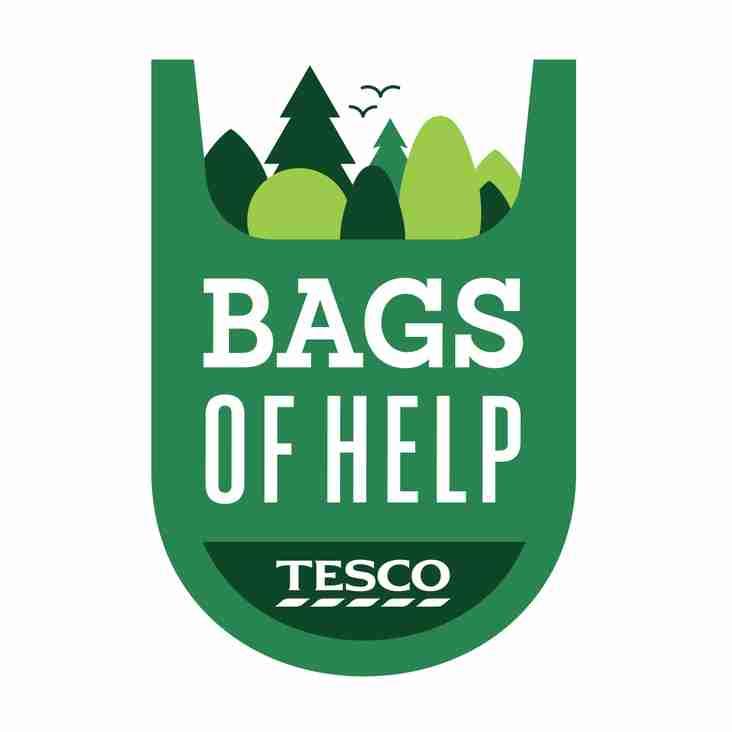 Tesco Bags of Help - Tesco Ware Branch