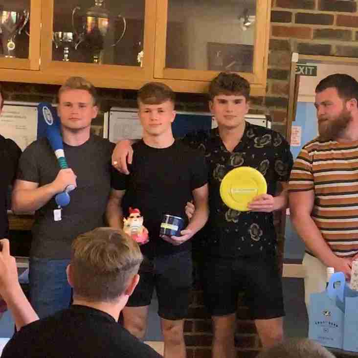 Academy Summer BBQ & Awards