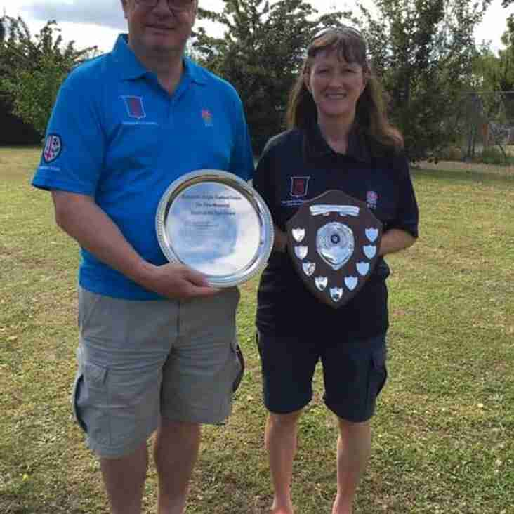 Alton RFC Coaches Recognised as the Best in Hampshire