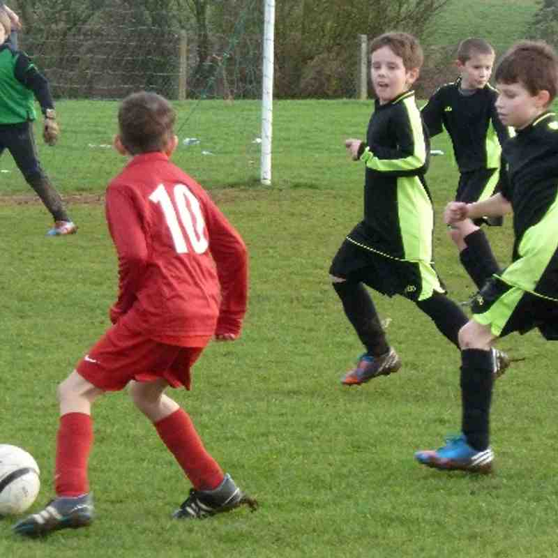 U9's v Robin Hood Colts(Away)