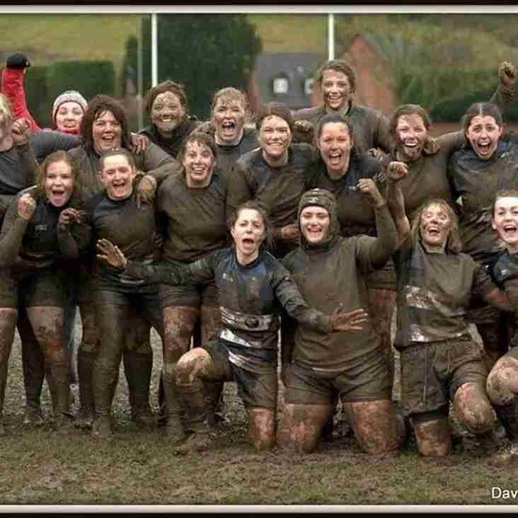 The Women's team take Promotion!