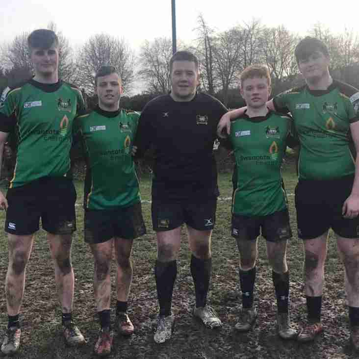 Colts integrating well into senior rugby.