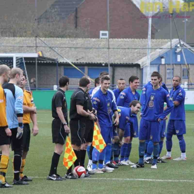 SCT FC vs Loughborough Dynamo - 19/11/11