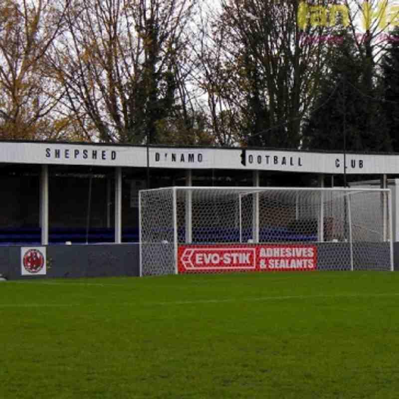 SCT FC vs Shepshed Dynamo 26/11/11