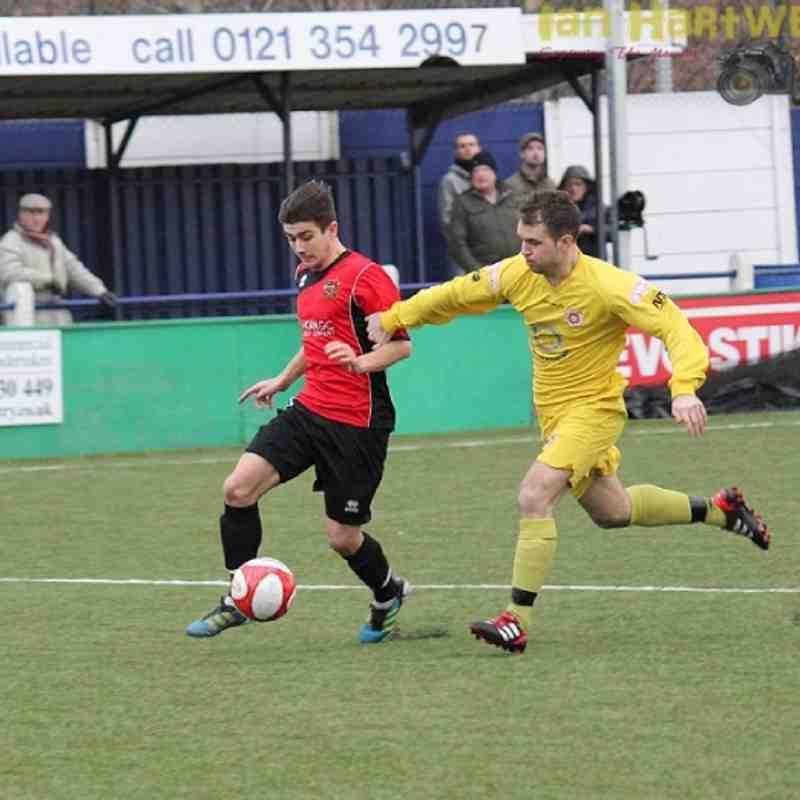 SCT FC vs Sheffield FC - 21/01/12