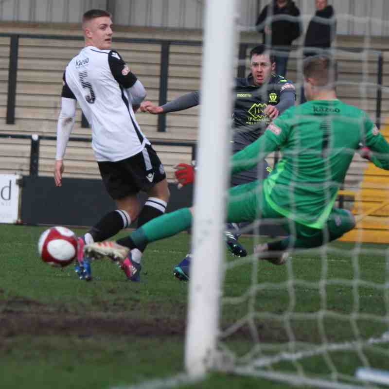 Witton at Hednesford by Keith Clayton