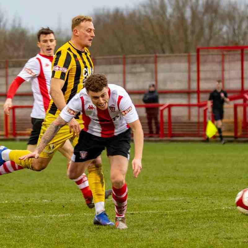 Witton v Scarborough by Karl Brooks Photography