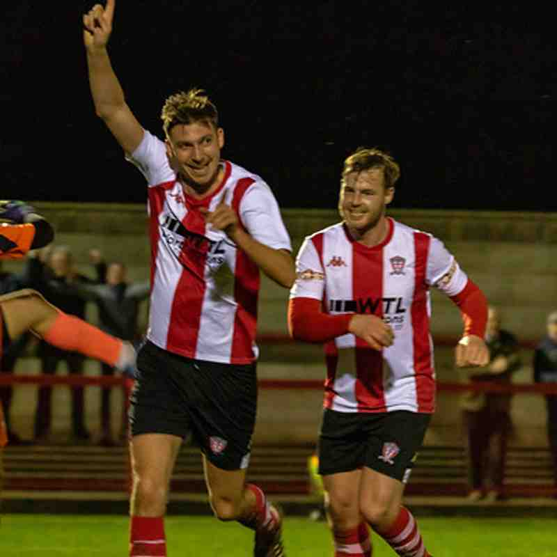 Witton  v Stafford by Karl Brooks Photography