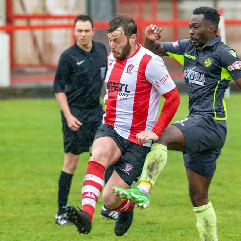 Witton v Hednesford by Karl Brooks Photography