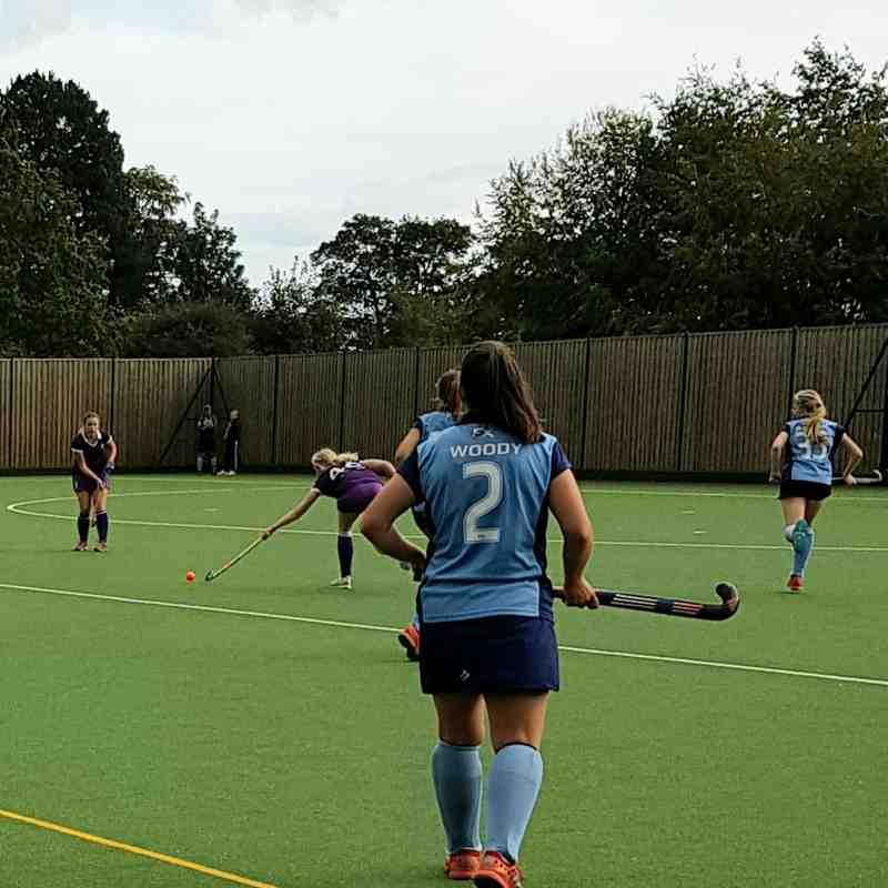 Ladies 1s v Durham Uni 5     12.10.19