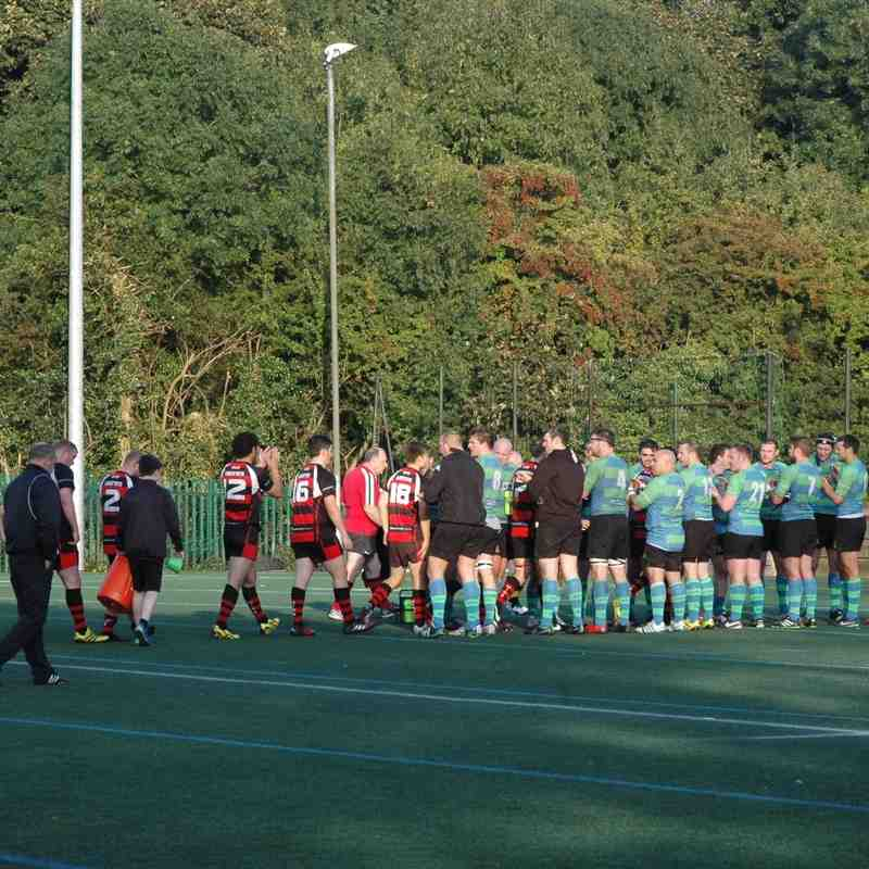 Car Boot Kilmarnock Rugby Club: Burnage 20 V 3 Widnes RFC