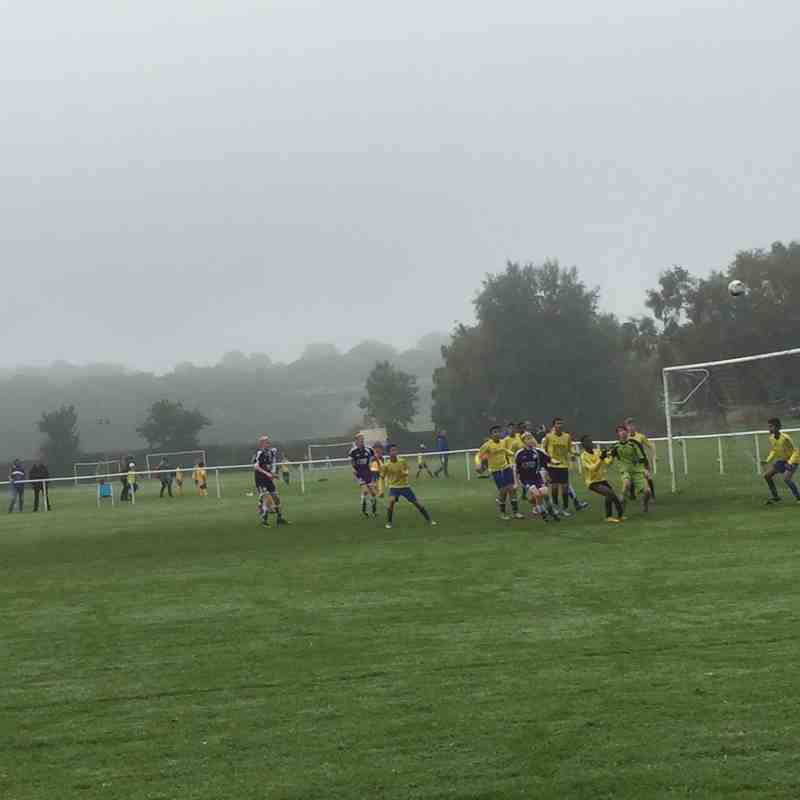Amaranth U15s v Kirkstall Crusaders - 27th September 2015