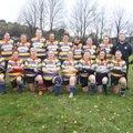 Burnley Ladies lose to Bath Rugby Ladies 31 - 10