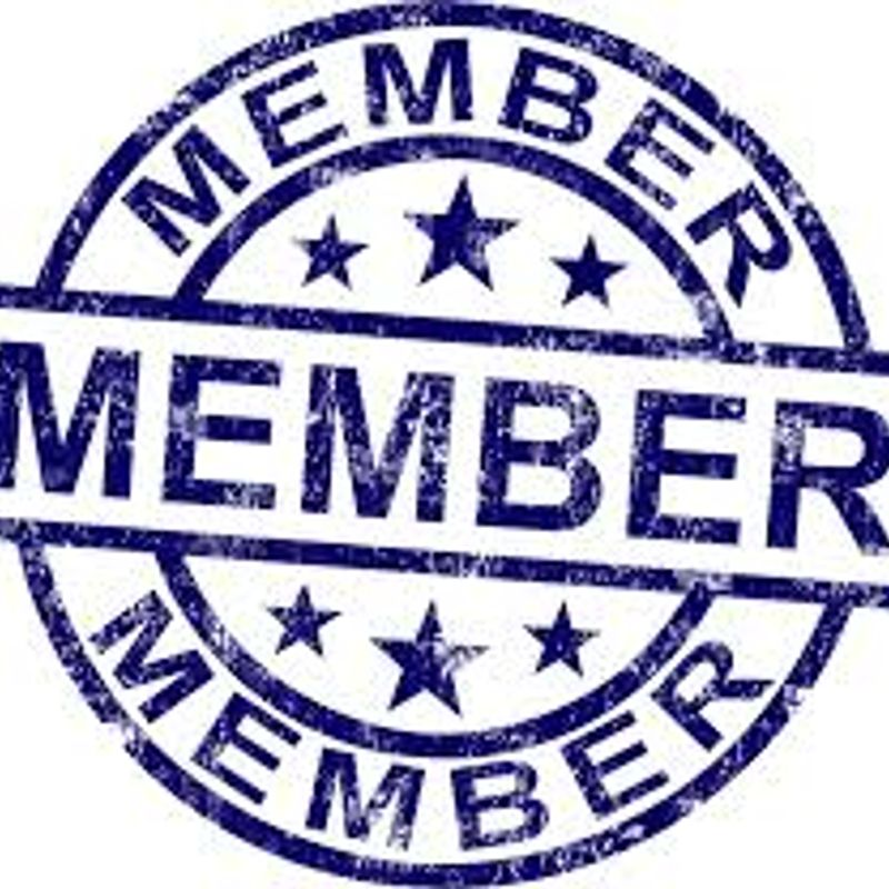 Seniors - Your Annual Membership 2019/20 is now due!