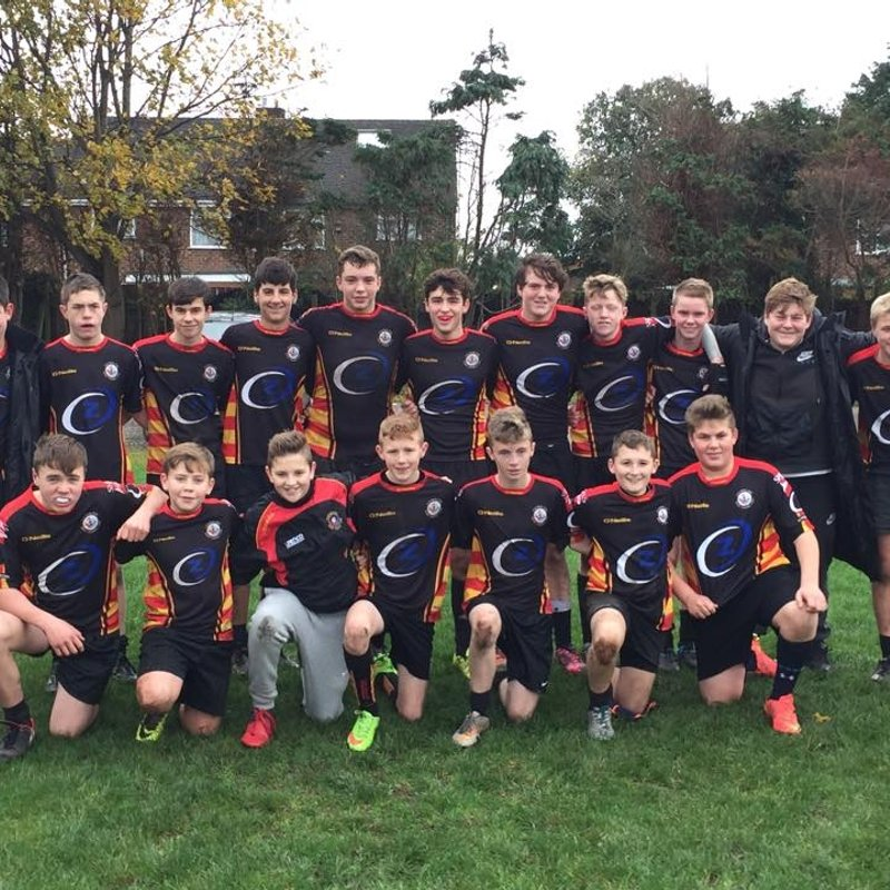 Our U15s are looking for new players to join their team