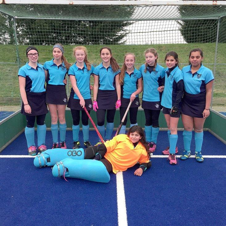 Strong Crostyx representation in Forest School U13 girls Essex success<