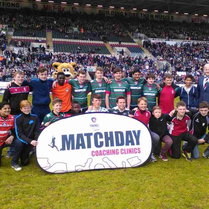 25th April 2015 Tigers Day Out
