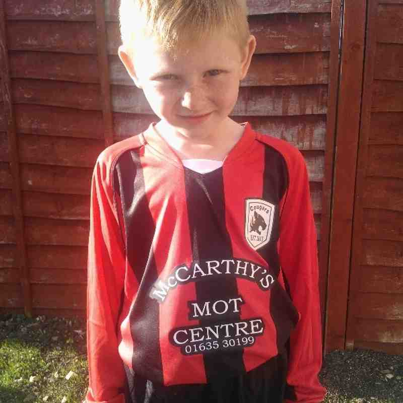 FC Cougars New Kit Sponsored by McCarthy MOT Center