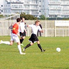 EUAFC vs Deal Town - FA Vase Second Qualifying Round