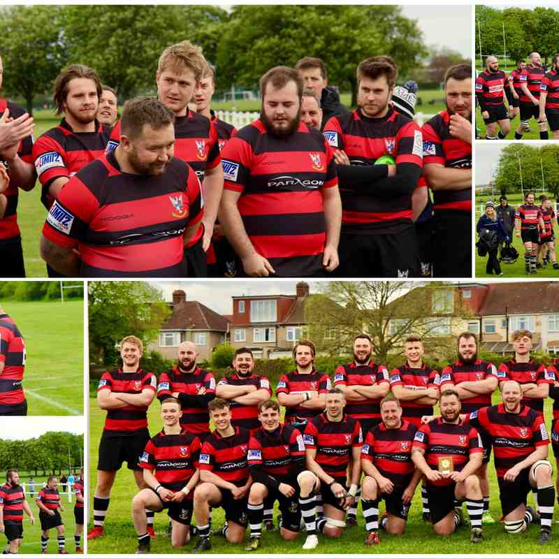 Warriors vs Harpenden (27 Apr 19)