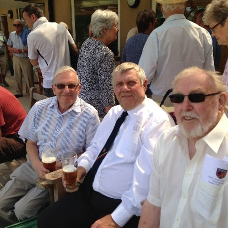Dick Hales:  An Appreciation from Steve and John (the Chair and Vice Chair of North Leeds Cricket Club)<