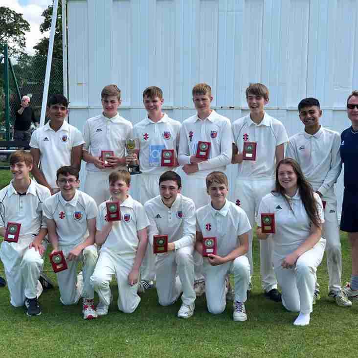 North Leeds U15s win The Grove Hill Trophy