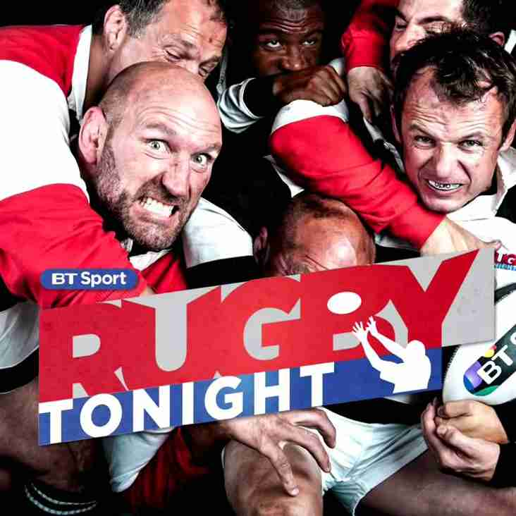 Old Mids on BT Sports Rugby Tonight