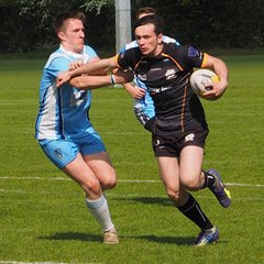 Tigers v North Herts Crusaders 16 May 2015