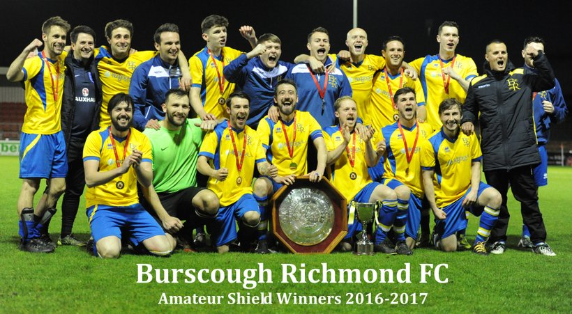 Richmond Seek Volunteers - News - Burscough Richmond FC