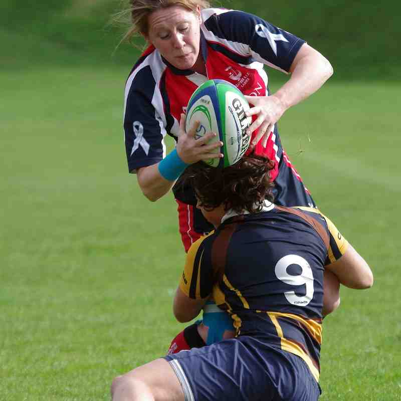 Ladies v Worthing - 18-10-15
