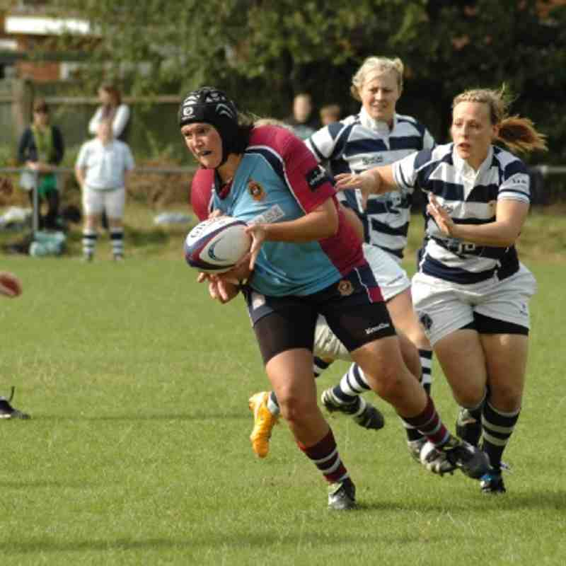 Chargers v Eccles (home)