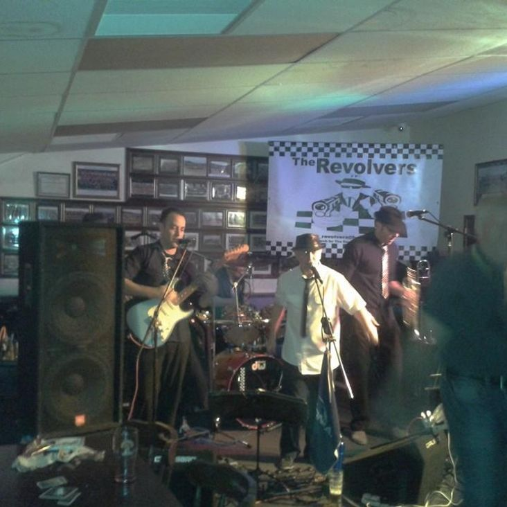 The Revolvers - Gloucester&#039;s Very Own Ska Band<