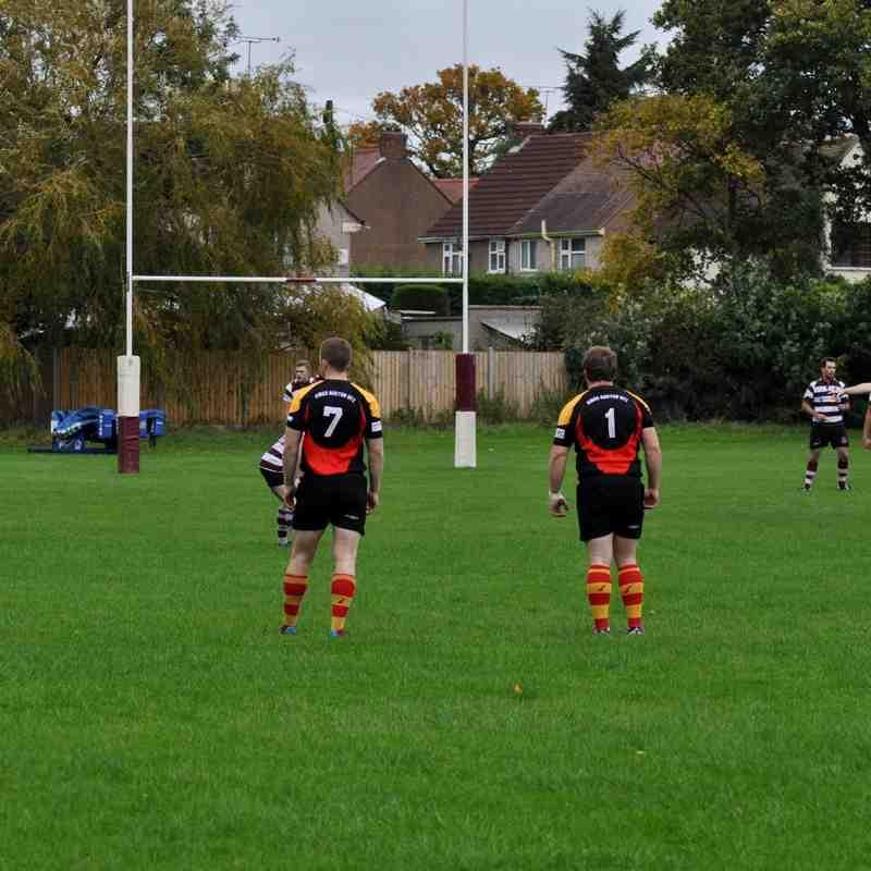 Stoke Old Boys v KN1st