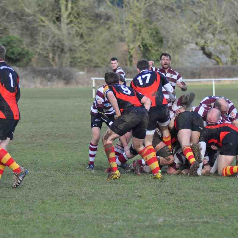 KN 1st v Stoke Old Boys