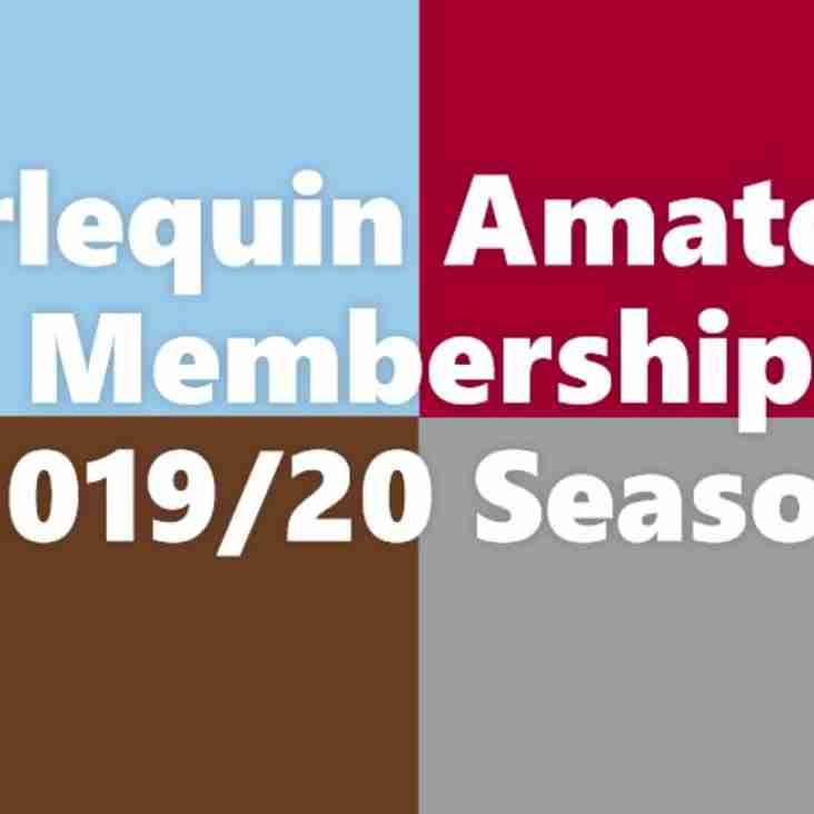 Paying for Membership 2019/20