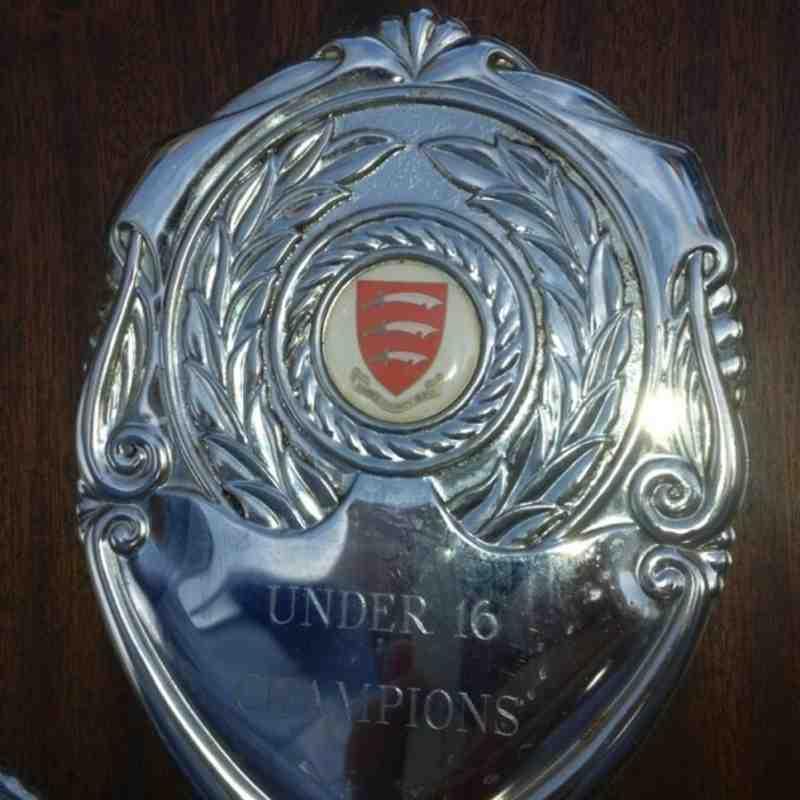 U16 Essex Champions