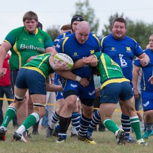 Emphatic victory for the Bulls in local derby