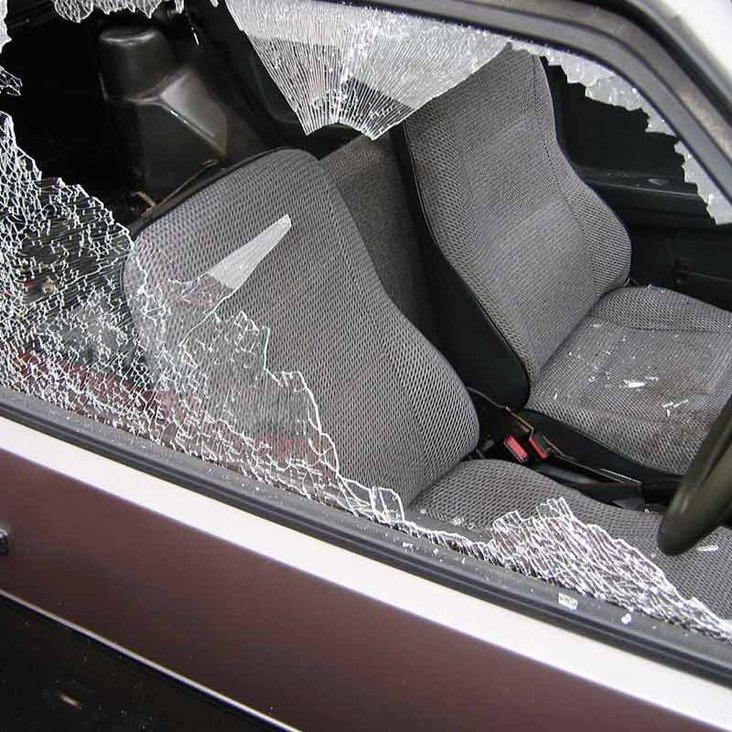 Car Park Thieves!<