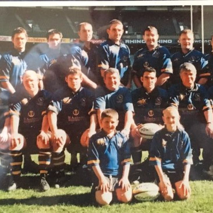 One of Hertford RFC&#039;s greatest days is also remembered this Saturday.<