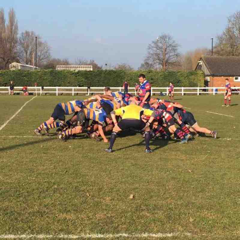 2nd XV vs Staines II - Sat 18 Feb 2017